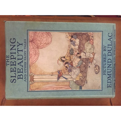 The Sleeping Beauty and Other Fairy Tales (Dulac)