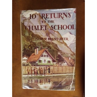 Jo Returns to Chalet School