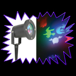 Halloween outdoor | Garden projector light