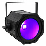 Blacklight UV LED Spot Light - 150w - 395nm with DMX control