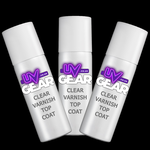 Clear Varnish top coat spray paint 400ml - no UV blocker