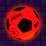 Illuminated LED Glow in the Dark Football