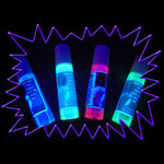 UV Gear Invisible UV reactive Body Roll-on skin ink in 3 colours