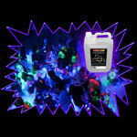 UV Reactive Blacklight Foam Party Concentrate