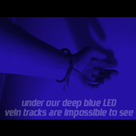 UV Deep Blue Intravenous Deterrent lamp 50 watt