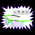 UV Sports SpeX UV Protective Sports glasses 100% UV blocking