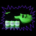 UV Glow in the Dark Brush Paint 100ml