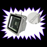 New 365nm UV LED Floodlight 20 watt for curing / exposure