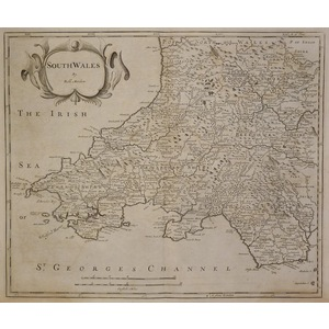 South wales - morden, 1772