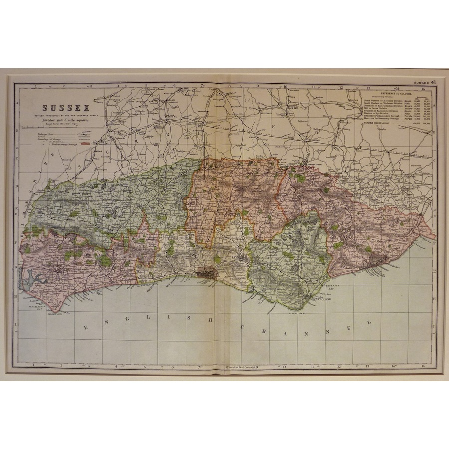 Sussex - bacon, 1885 | Storey's