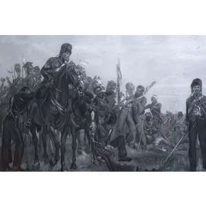 Balaclava. The return 25th october 1854