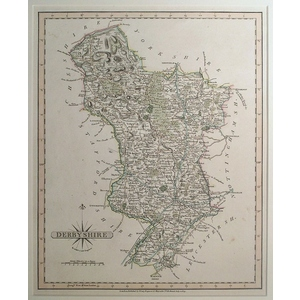 Derbyshire - cary - 1797