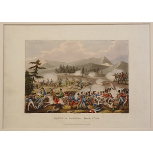 Battle of barrosa, march 5th 1811