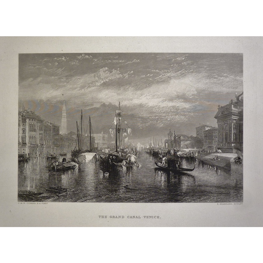 The grand canal venice | Storey's