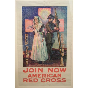 Join now american red cross