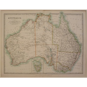 Australia - johnston 1876