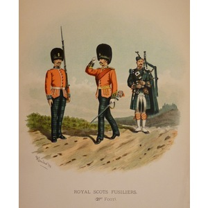 Royal scots fusiliers (21st foot)