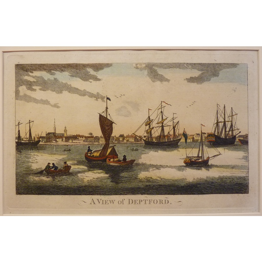 A view of deptford | Storey's