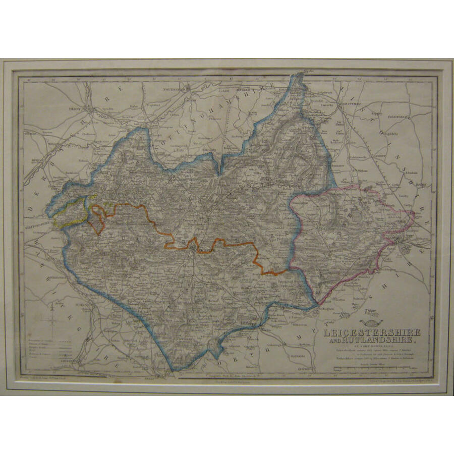 Leicestershire and rutlandshi. | Storey's