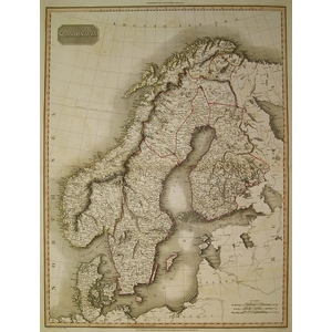 Scandinavia or sweden & norway - pinkerton