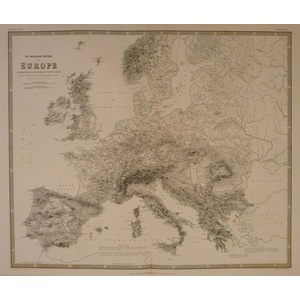 The mountain systems of europe