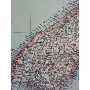 New zealand: general map, and. | Storey's