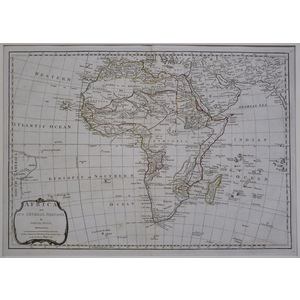 Africa and its several regions