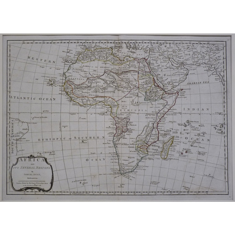 Africa and its several regions | Storey's