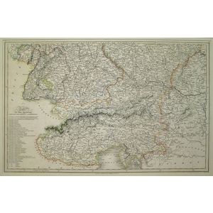 Germany - north & south (set of 2) - smith