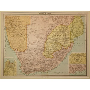 South africa - 1900