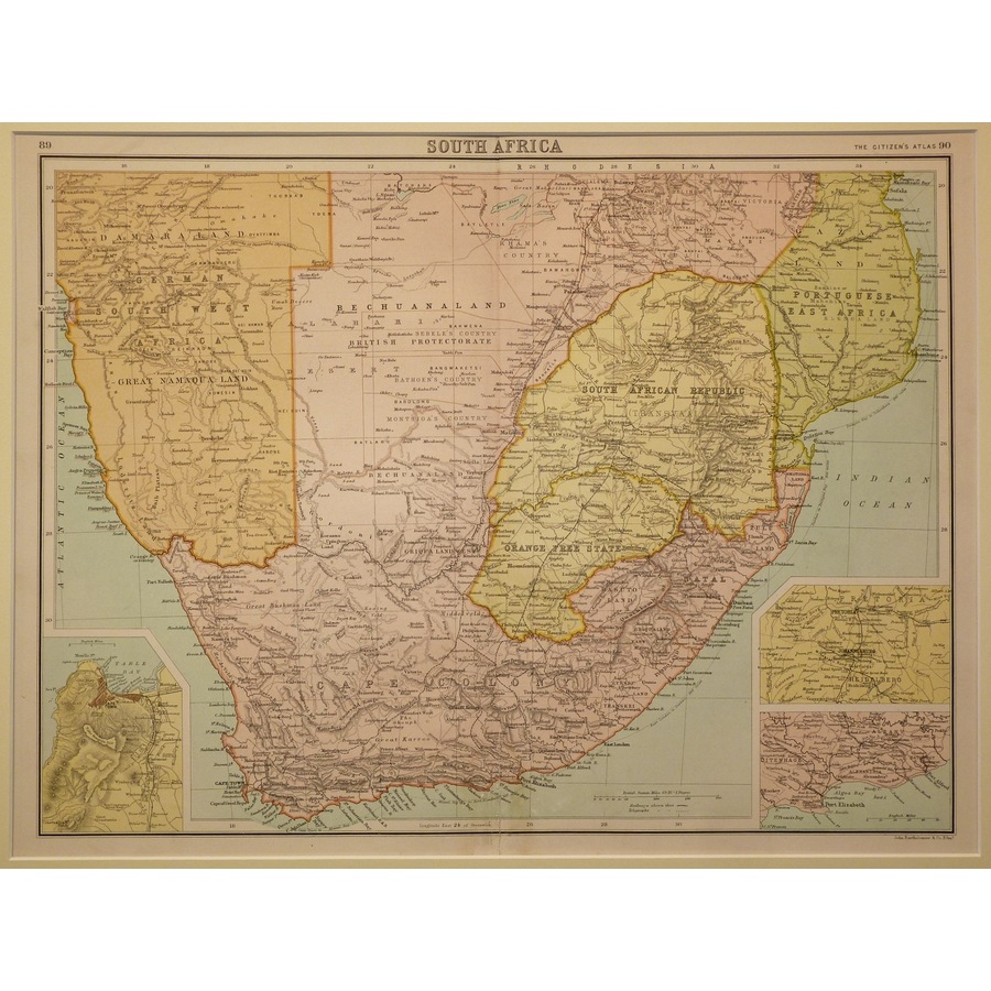 South africa - 1900 | Storey's