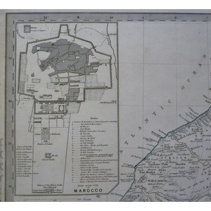 North africa or barbary marocco - sheet 1