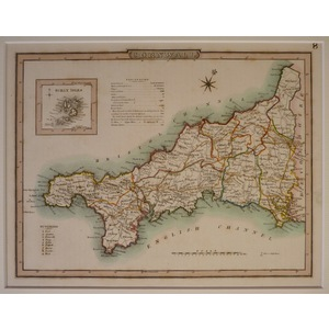 Cornwall - nightingale, 1816