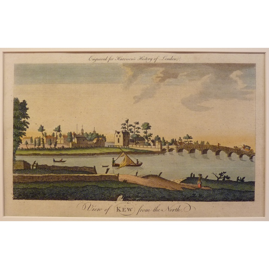 View of kew from the north | Storey's