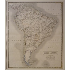 South america - johnston