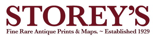Storey's Antique Prints & Maps - Logo