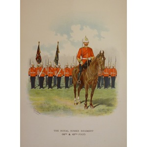 The royal sussex regiment (35th & 107th foot)
