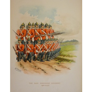 The east yorkshire regiment (15th foot)