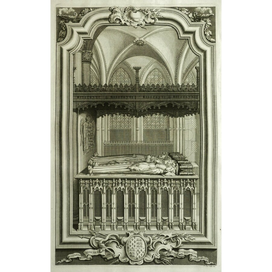 Henry iv (in the cathedral of.   Storey's