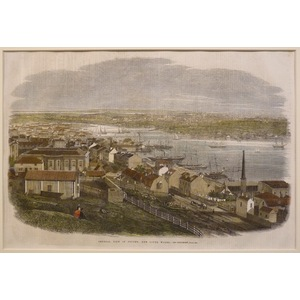 General view of sydney, new south wales