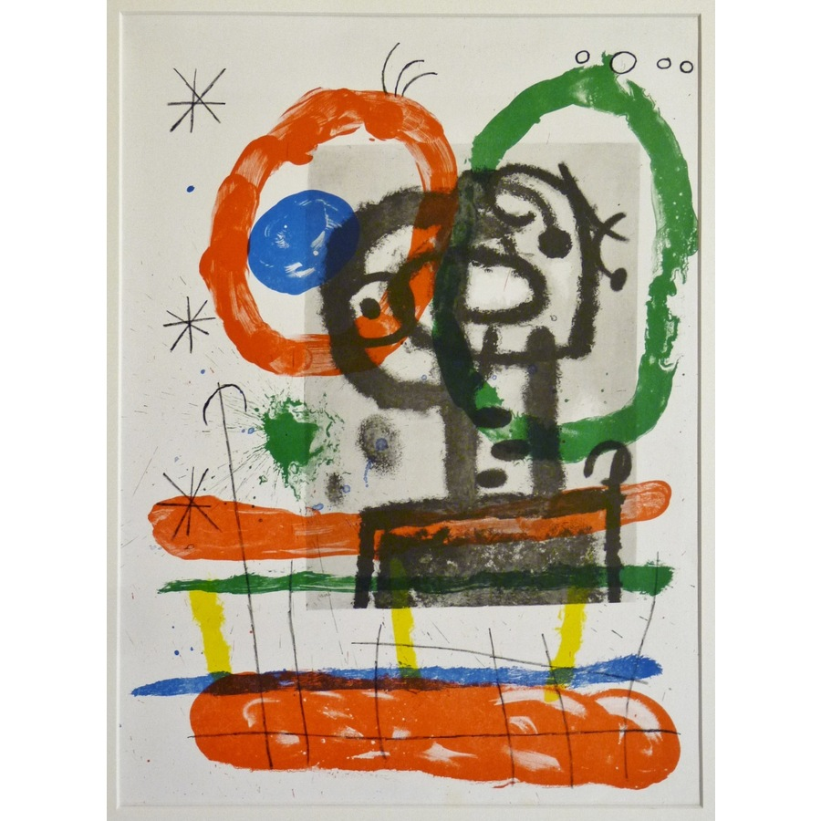 Carton no. 3 - Joan miro | Storey's