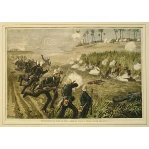 Reconnaissance in force at kinji osman on august 5: charge of the 60th rifles