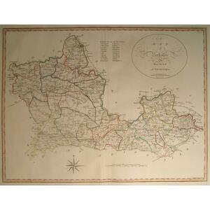 A map of berkshire