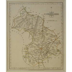 Cambridgeshire - cary, 1793