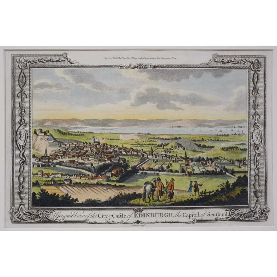 A general view of the city & . | Storey's