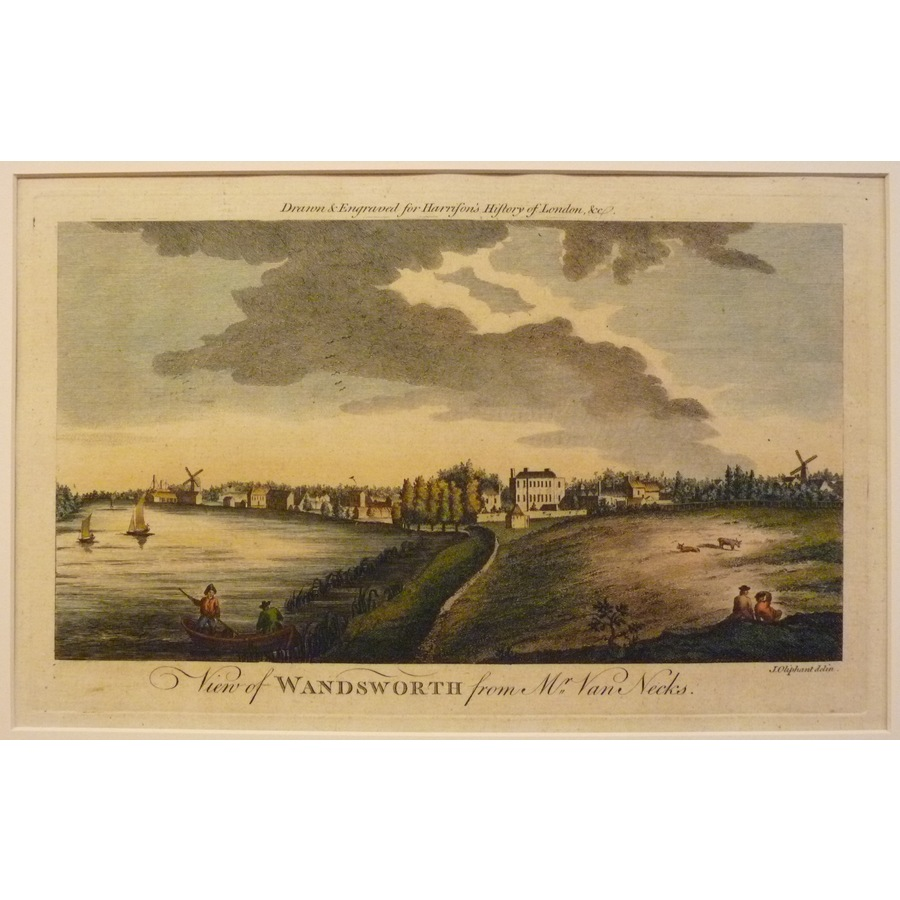 View of wandsworth from mr va. | Storey's
