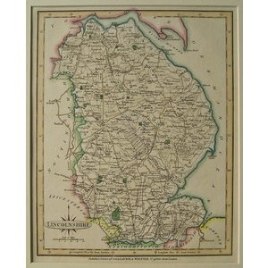 Lincolnshire - laurie & whittle