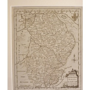 A new map of lincolnshire
