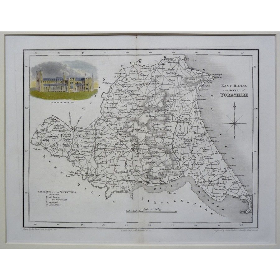 East riding of yorkshire - fu. | Storey's