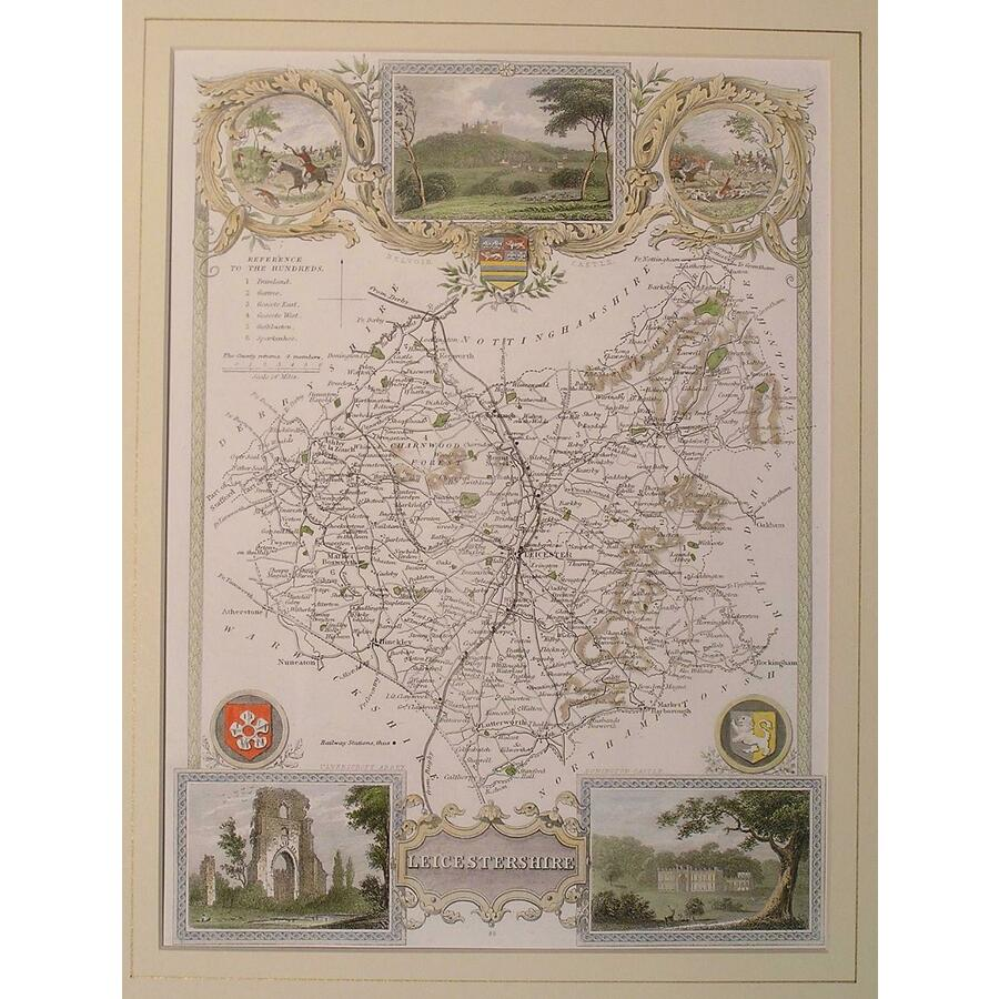 Leicestershire - thomas moule | Storey's